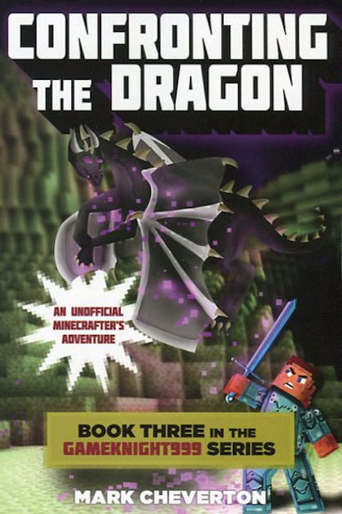 Unofficial Minecrafter's Adventure (Book 3) - Confronting the Dragon