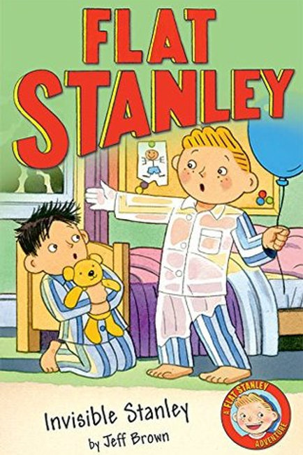"Flat Stanley ""Invisible Stanley"""