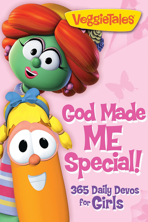 VeggieTales - God Made Me Special!