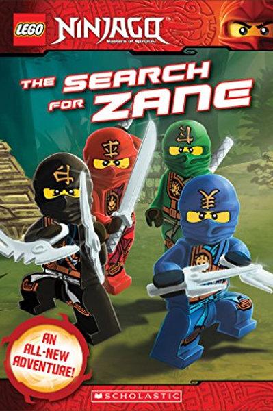 "Lego Ninjago ""The Search for Zane"""