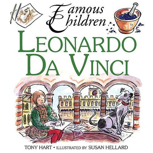 """Famous Children """"Leonardo Da Vinci"""""""