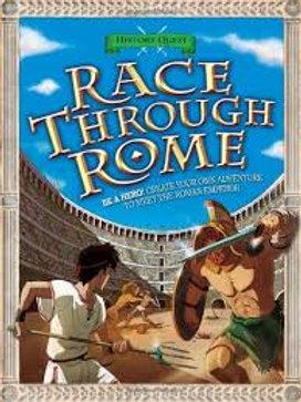 History Quest - Race Through Rome
