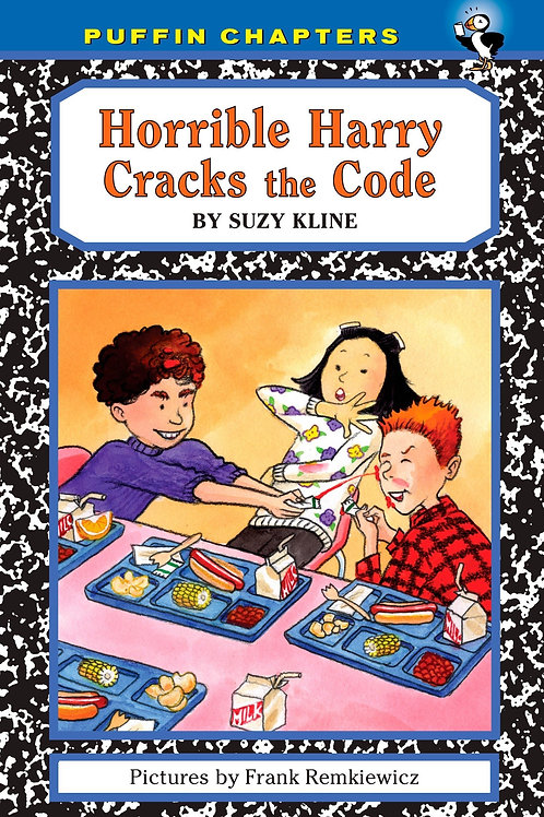 "Puffin Chapters - ""Horrible Harry Cracks the Code"""