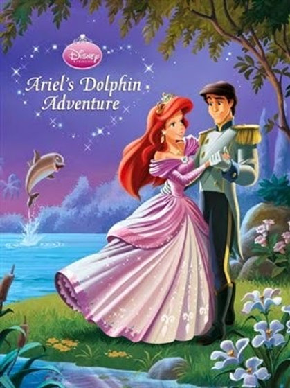 Ariel's Dolphin Adventure