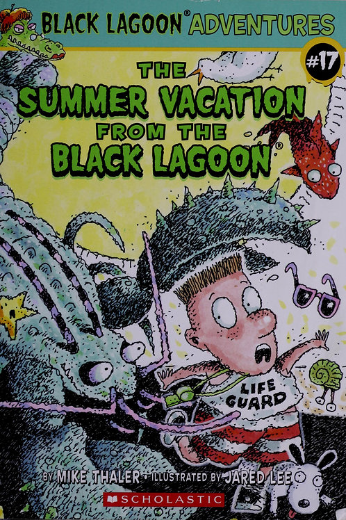 Black Lagoon Adventures - The Summer Vacation from the Black Lagoon