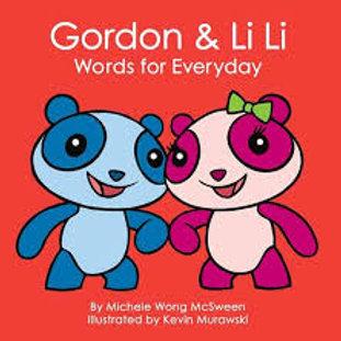 Gordon & Li Li - Words for Everyday