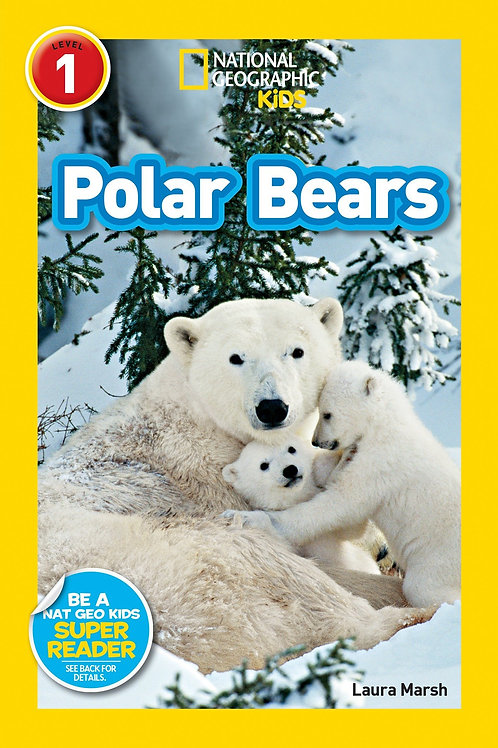 "National Geographic Kids ""Polar Bears"""