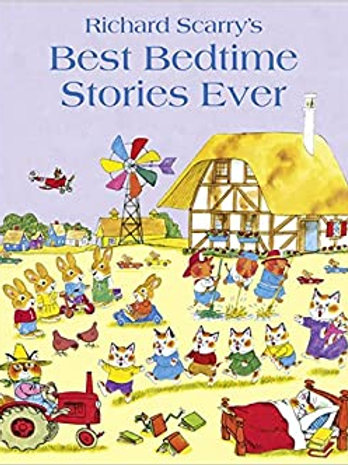 Richard Scarry's Best Bedtime Stories Ever
