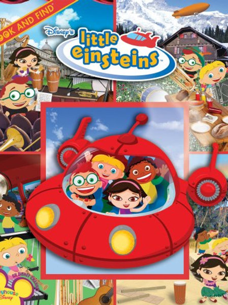 Look and Find - Little Einsteins