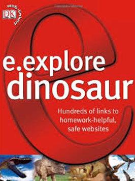 E.explore Dinosaur