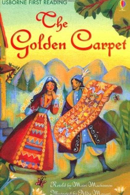 "Usborne First Reading ""The Golden Carpet"""
