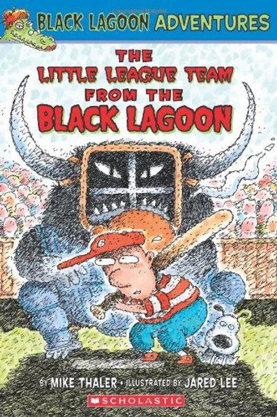 Black Lagoon Adventures - The Little league Team From the Black Lagoon