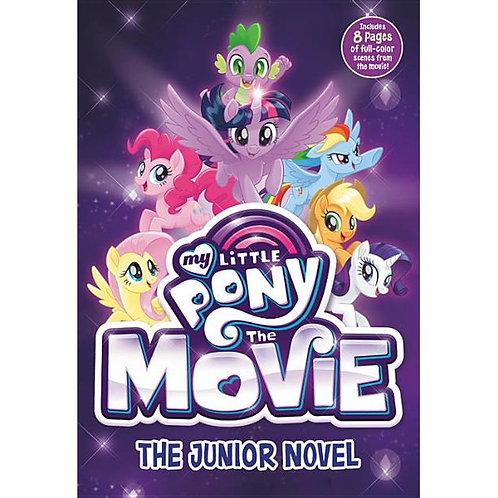"My Little Pony - The Movie ""The Junior Novel"""