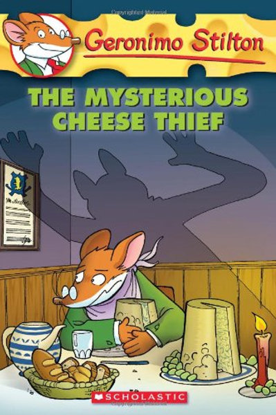 Geronimo Stilton - The Mysterious Cheese Thief