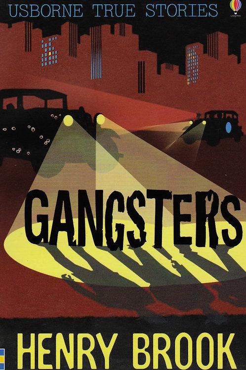 Usborne True Stories - Gangsters