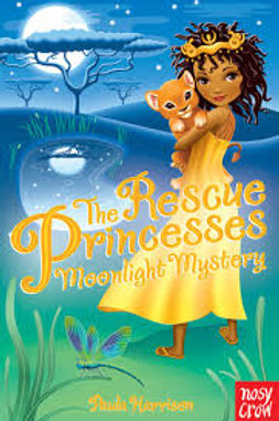 "The Rescue Princesses ""The Moonlit Mystery"""