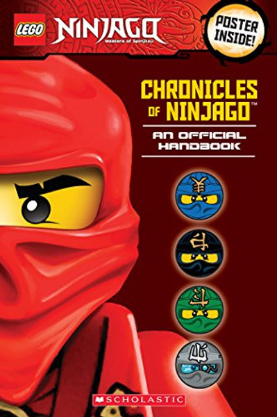 Lego Ninjago - Chronicles of Ninjago (An Official Handbook)