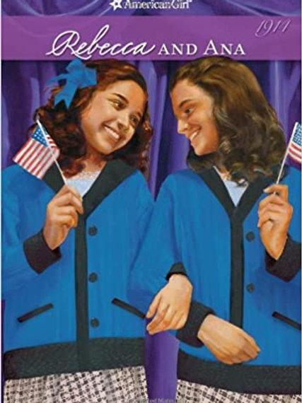 AmericanGirl - Rebecca and Ana (1914)
