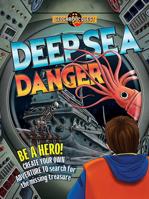 "Geography Quest ""Deep Sea Danger"""