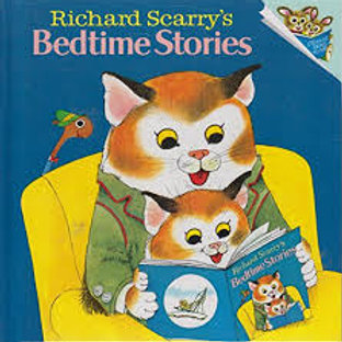Richards Scarry's Bedtime Stories