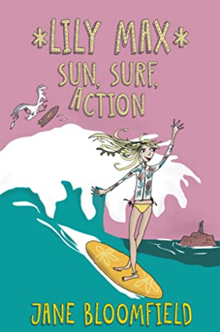 """Lily Max """"Sun, Surf, Action"""""""