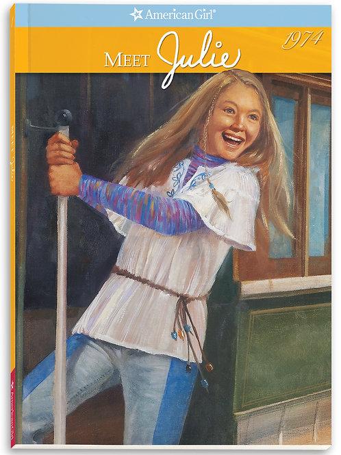 American Girl - Meet Julie