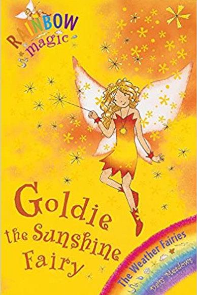 "Rainbow Magic ""Goldie the Sunshine Fairy"""