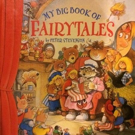 My Big Book of Fairytales