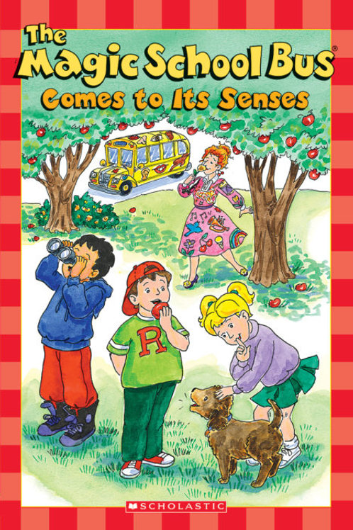 Scholastic Reader (Level 2) - The Magic School Bus Comes to Its Senses