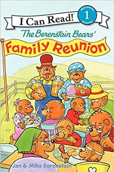 I Can Read! (Level 1) - The Berenstain Bears' Family Reunion