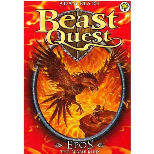 "Beast Quest - Epos ""The Flame Bird"""