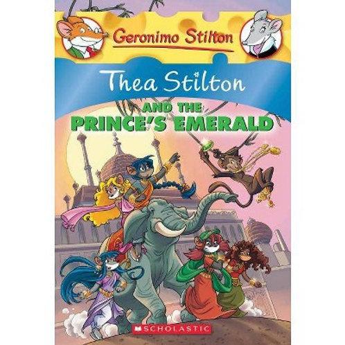 Geronimo Stilton - Thea Stilton and the Prince's Emerald