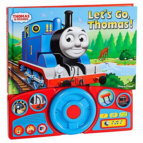 """Thomas & Friends - """"Let's Go Thomas!"""""""
