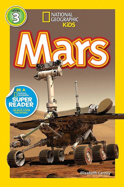 National Geographic Kids - Mars