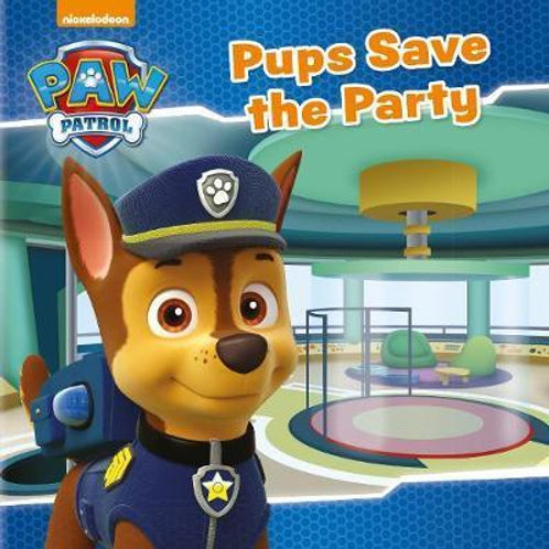 """Paw Patrol """"Pups Save the Party"""""""