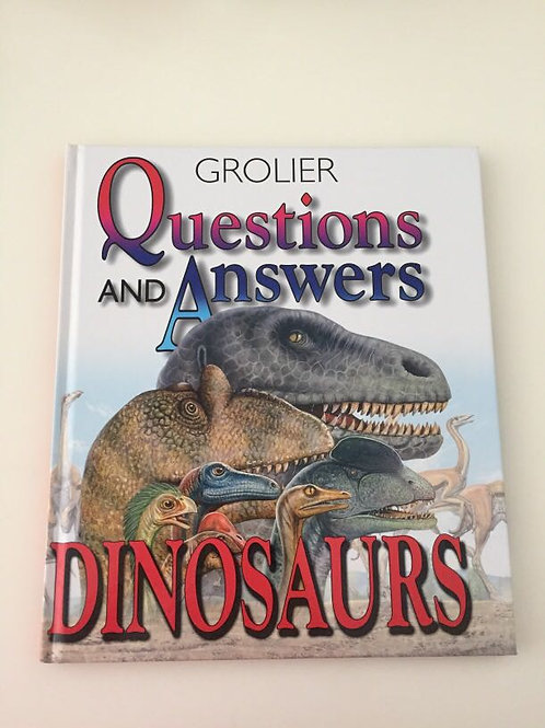 Groiler Questions and Answers - Dinosaurs