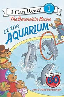 """I Can Read! (Level 1) - """"The Berenstain Bears at the Aquarium"""""""