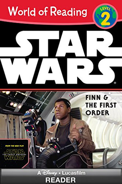 "World of Reading Level 2 - Star Wars ""Finn & The First Order"""
