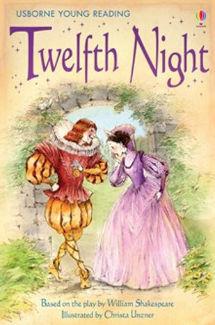 Usborne Young Reading - Twelfth Night