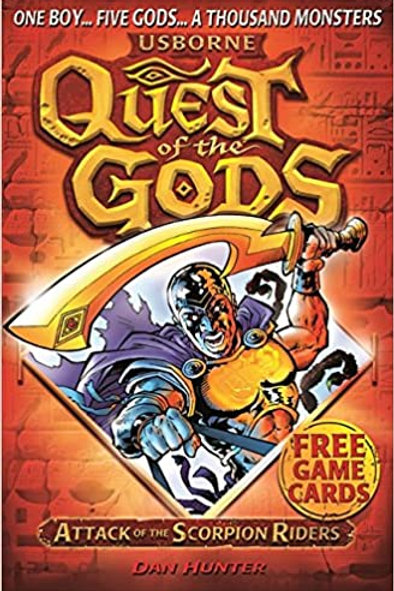 Quest of the Gods - Attack of the Scorpion Riders