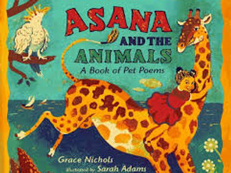 Asana and the Animals - A Book of Pet Poems