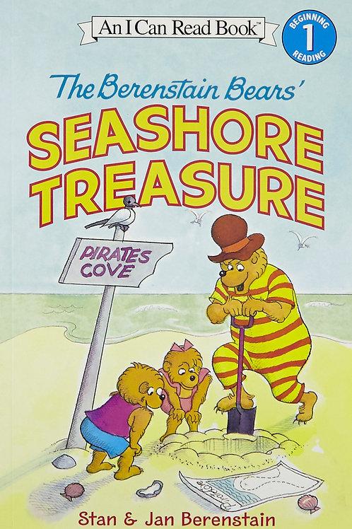 I Can Read! (Level 1) - The Berenstain Bears Seashore Treasure