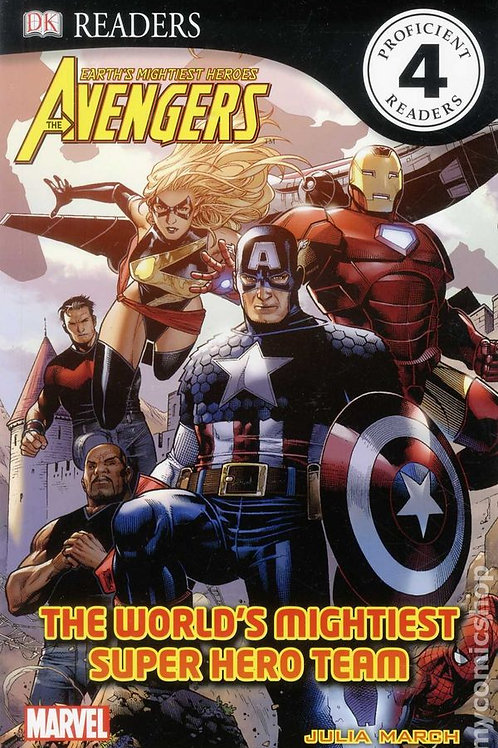 Earth's Mightiest Heroes : The Avengers