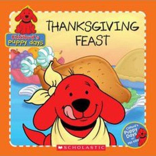Clifford's Puppy Days - Thanksgiving Feast