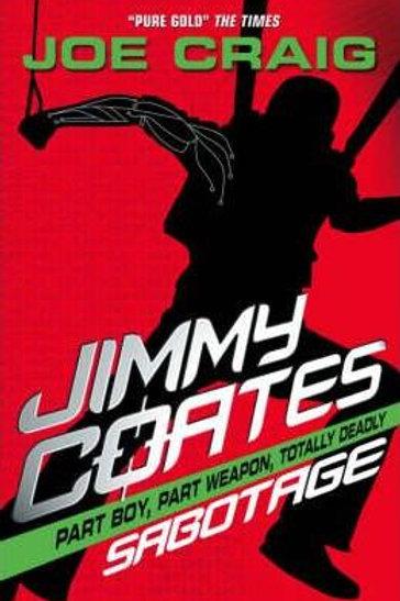Jimmy Coates - Sabotage