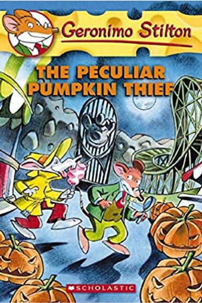 Geronimo Stilton - The Peculiar Pumpkin Thief