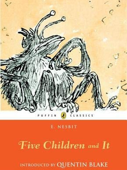 Puffin Classics - Five Children and It