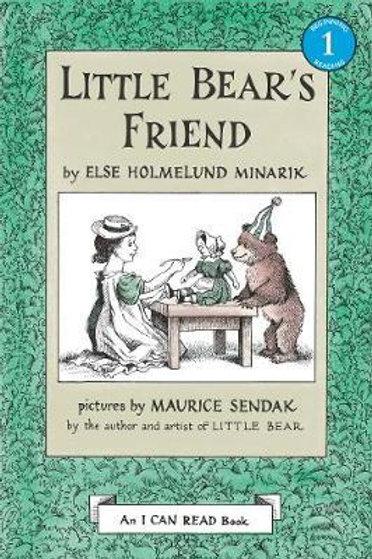 I Can Read! (Level 1) - Little Bear's Friend