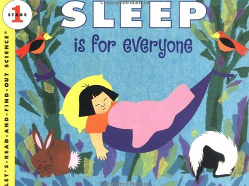 Let's-Read-and-Find-Out Science - Sleep is for Everyone