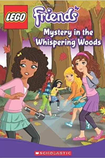 Lego Friends - Mystery in the Whispering Woods